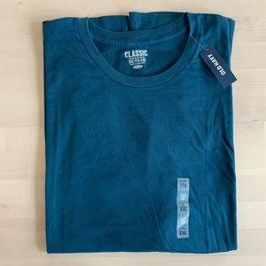 Men's Teal Old Navy t-shirt